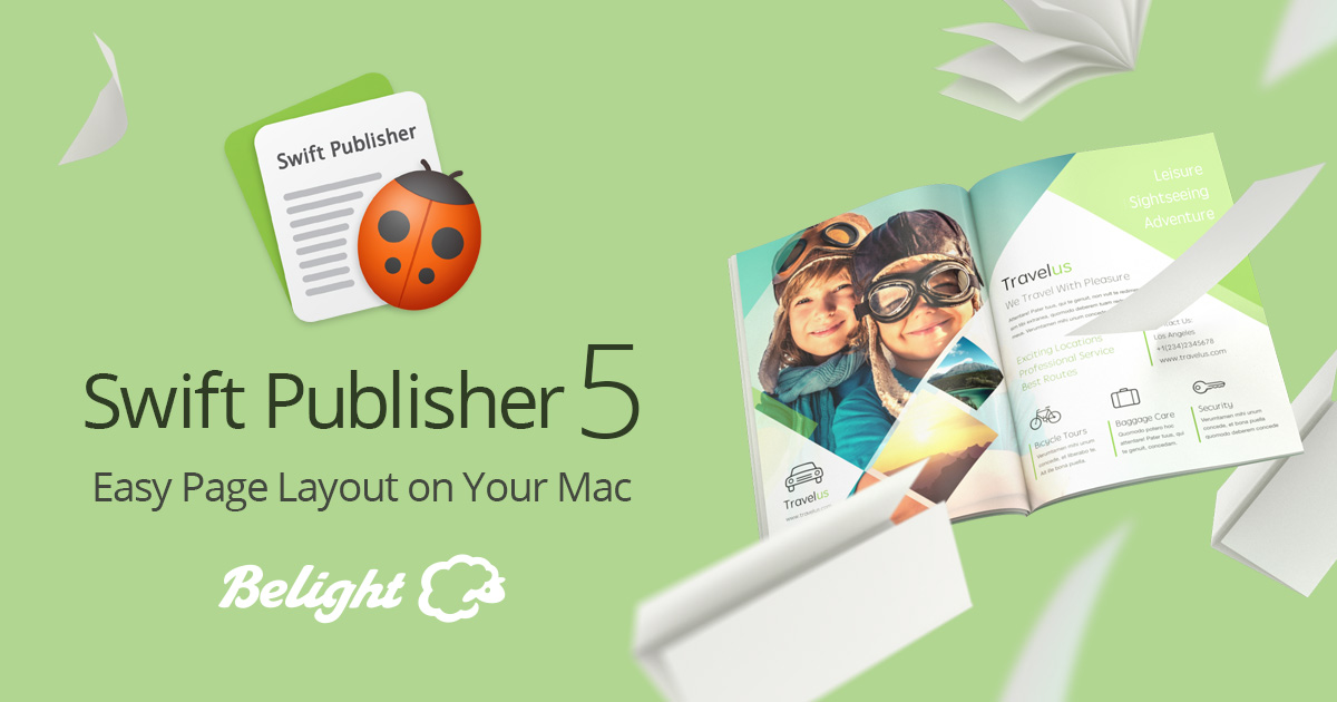 Easy Desktop Publishing And Page Layout Software For Mac