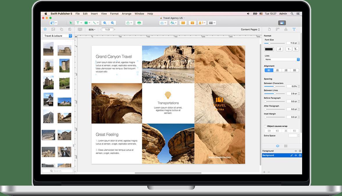 swift publisher for mac full