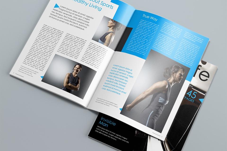 Carte Vignette Pour Modeles De Magazine