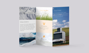 Preview image for Create and Print Brochures on Mac Solution